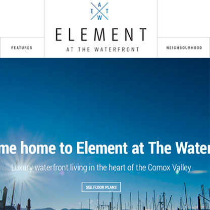 Element at the Waterfront